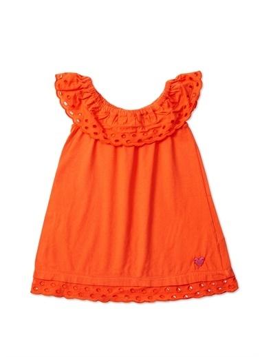 Agatha Ruiz de la Prada Elbise Oranj